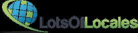 LotsOfLocales logo